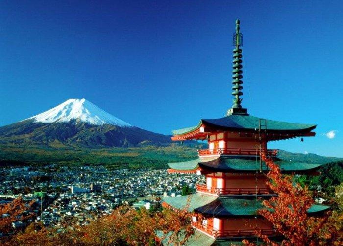 Япония (16 фото)