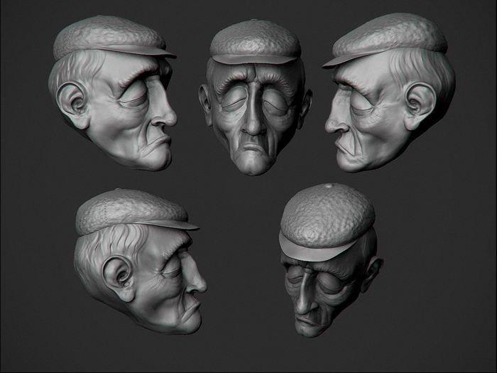 Отличные 3D работы (64 фото)