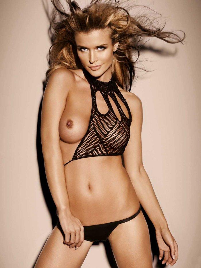 Joanna Krupa в декабрьском Playboy (11 фото)
