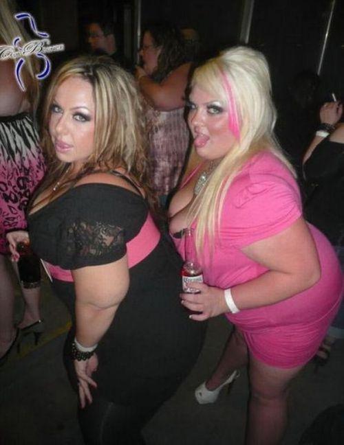 Клуб для толстяков в США (19 фото)
