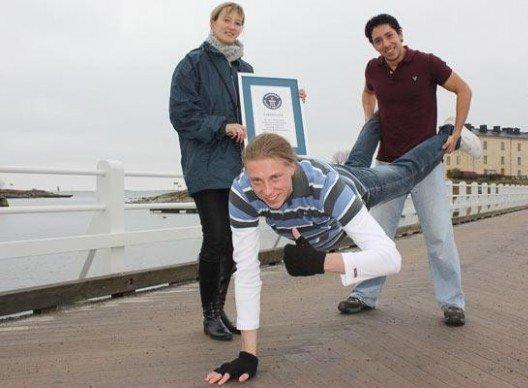 Новые рекорды Гиннеса (17 фото + текст)