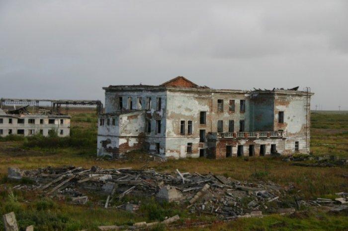 Города-призраки (19 фото)