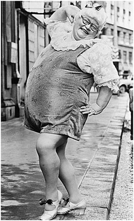 Прикольные фотографии середины 20-го века (20 фото)