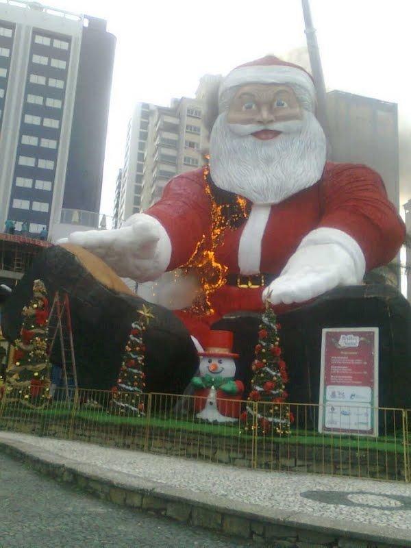 Конец Санта Клауса (9 фото)