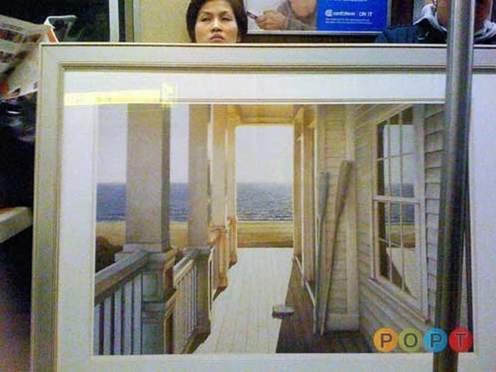Люди в метро (93 фото)
