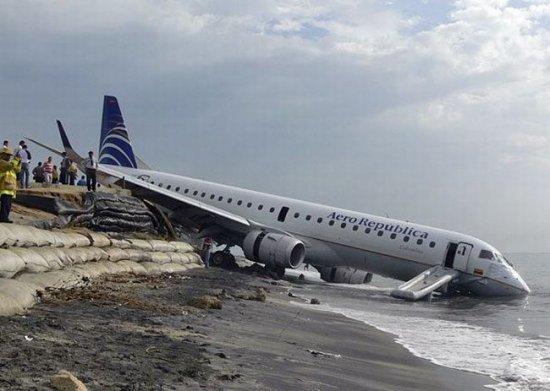 Авиапроисшествия (37 фото)