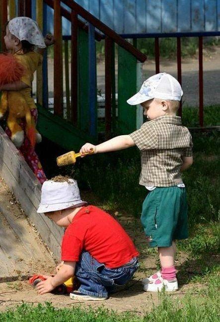 Позитивные фотки детей (83 фото)