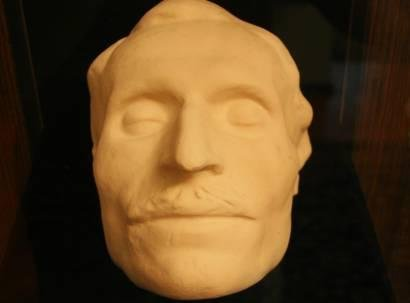 Посмертные маски (15 фото)