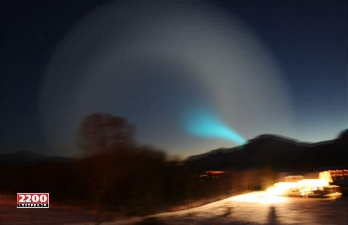 Необычное явление в Норвегии (34 фото)