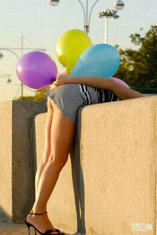 Подборка летних девушек (119 фото)