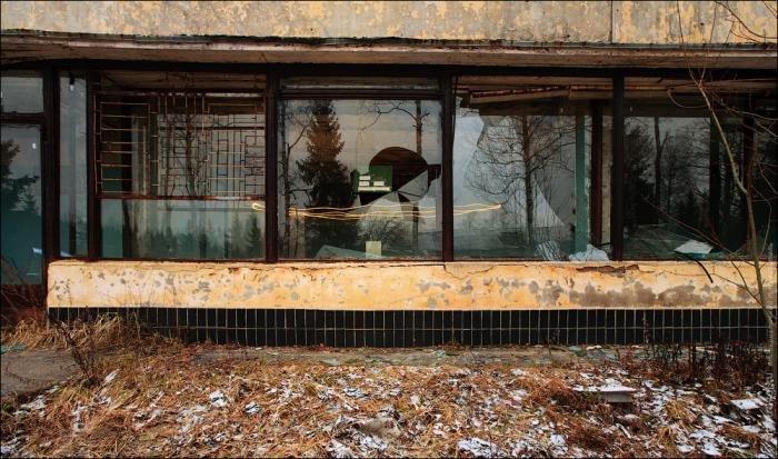 Город-призрак в Московской области (17 фото)