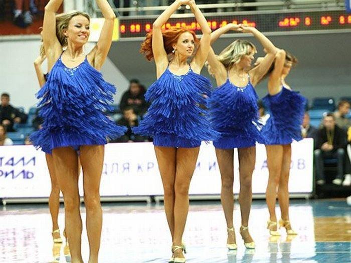 Российские чирлидерши (83 фото)