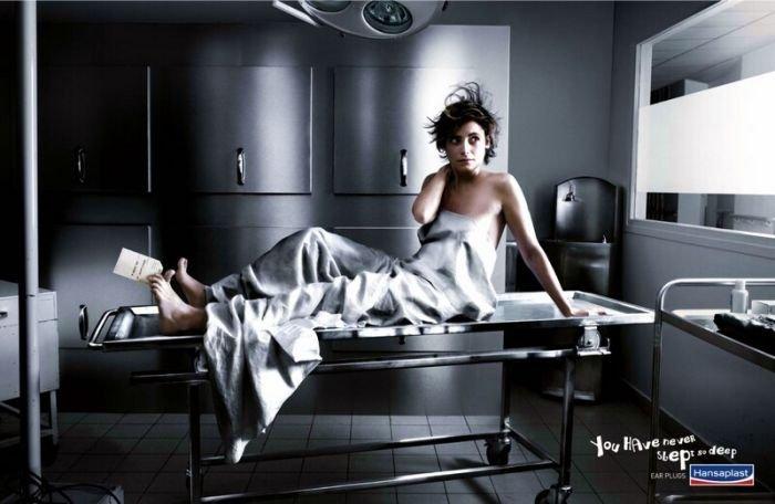 Подборка креативной рекламы (25 фото)