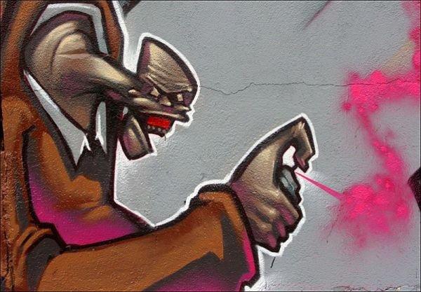 Граффити (20 фото)