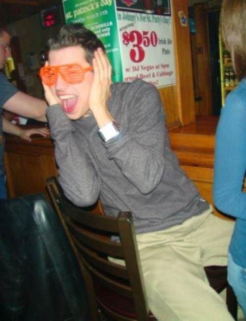 Свело лицо или идиотская заточка (23 фото)
