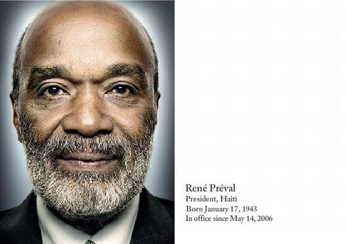 Портреты мировых лидеров (49 фото)