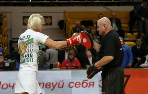 Россиянка стала чемпионкой мира по боксу (26 фото)