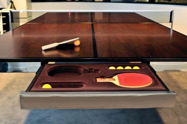 Креативный офисный столик (10 фото)