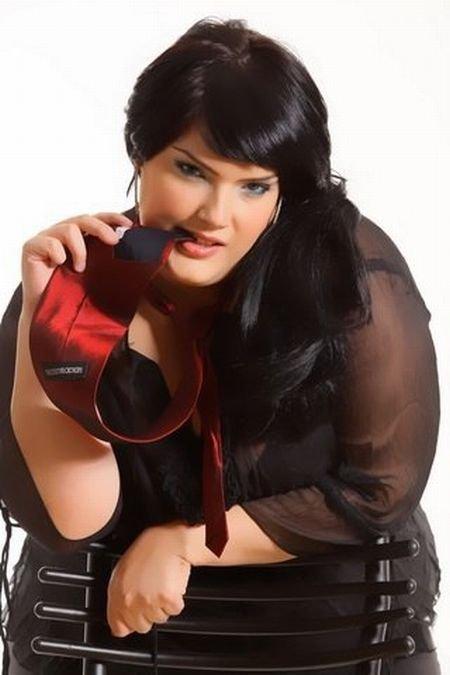 Конкурс красоты среди толстушек (14 фото)