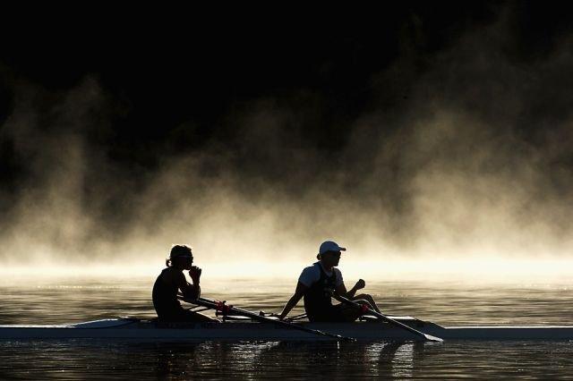 Прикольные спортивные фотографии (61 фото)