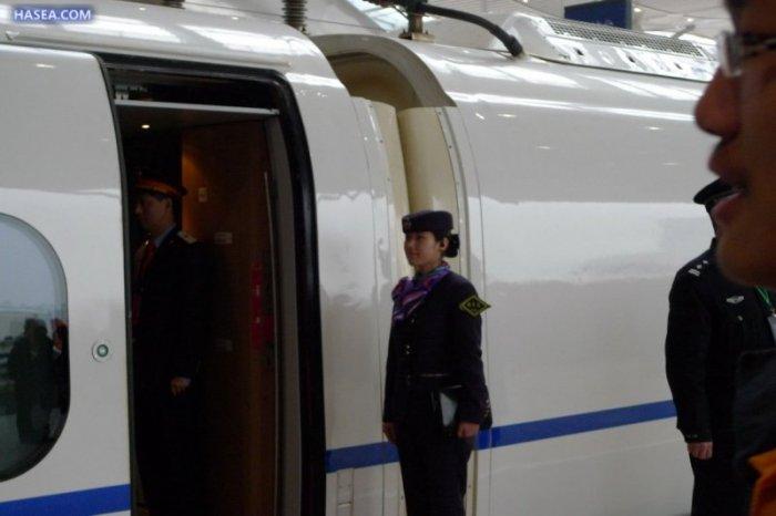 Самая быстрый поезд (29 фото)
