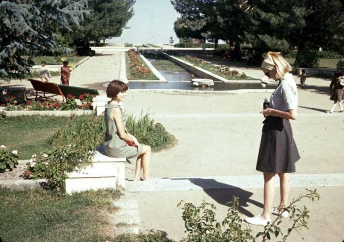 Кабул. 40 лет спустя (2 фото)