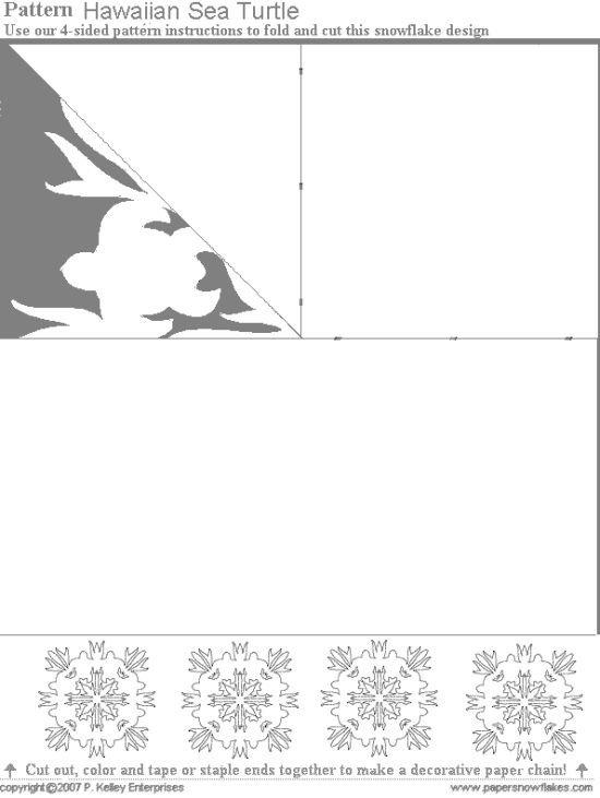 Новогодние снежинки (60 фото)