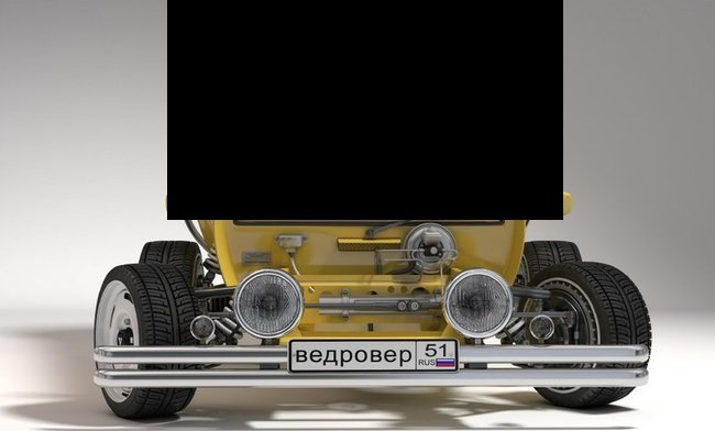 Новинка российского автопрома (5 фото)