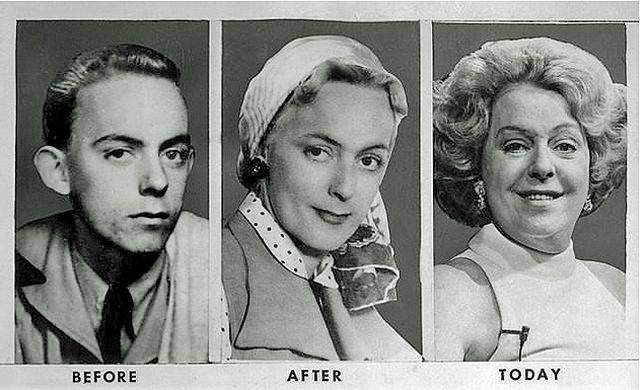 Мужчины сменившие пол (31 фото)