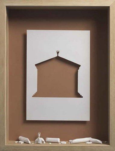 Креатив из бумаги (18 фото)