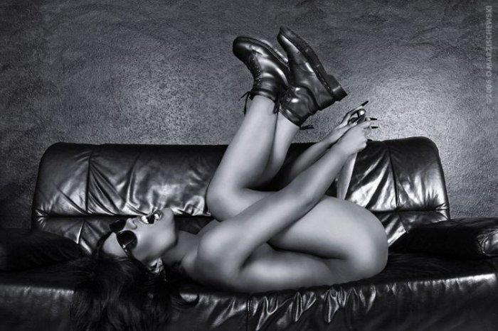 Подборка гламурной эротики (80 фото)