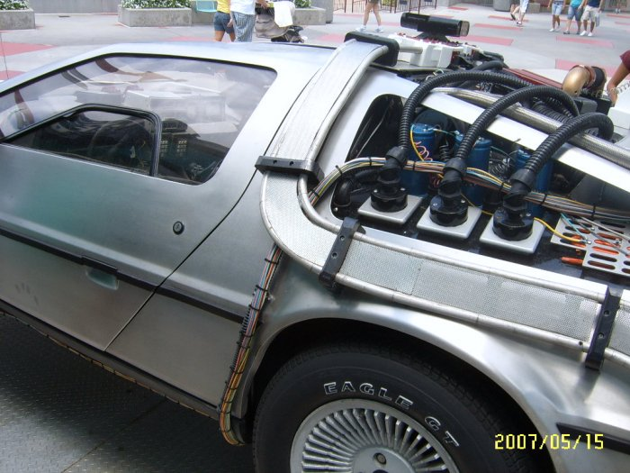 Машина времени (7 фото)