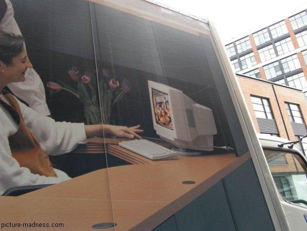 Офисный прикол (6 фото)