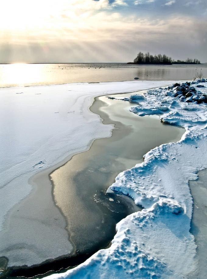 Красивые зимние фотографии (30 фото)