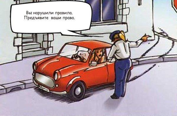 Старый анекдот в картинках (8 фото)