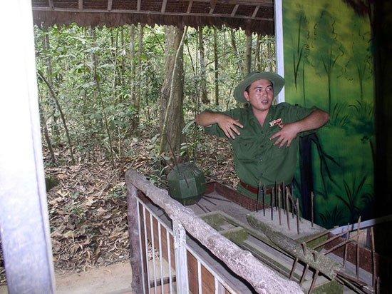 Ловушки времен войны во Вьетнаме (11 фото)