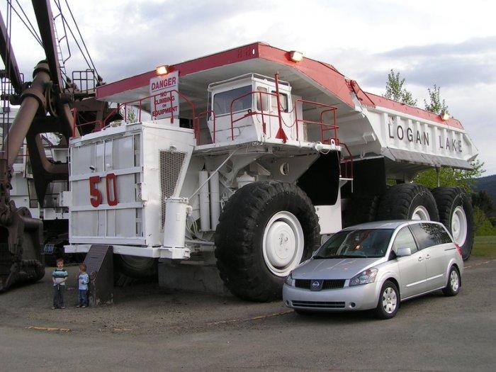 Самые большие автомобили (33 фото)