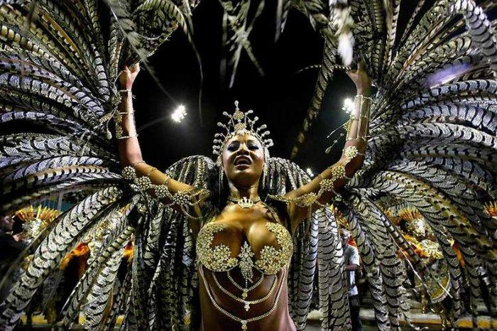 Карнавал в Рио (64 фото)
