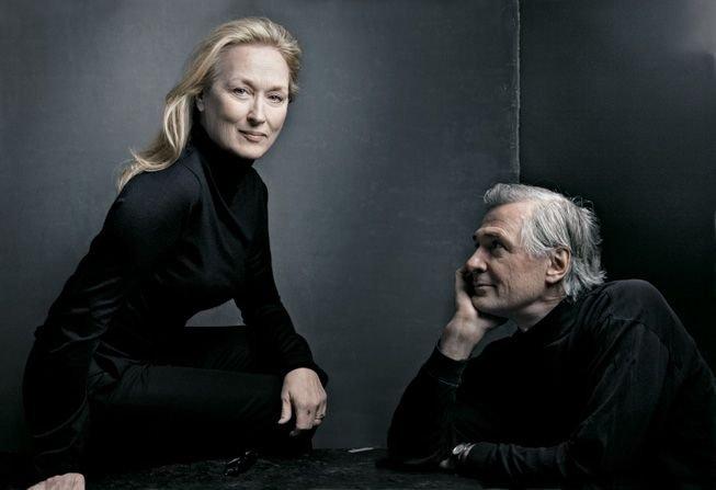 Актеры и их режиссеры (10 фото)