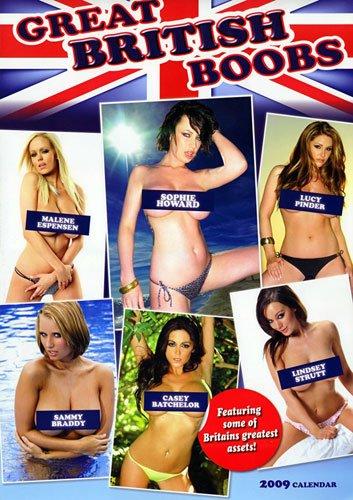 Лучшие груди Англии (13 фото)