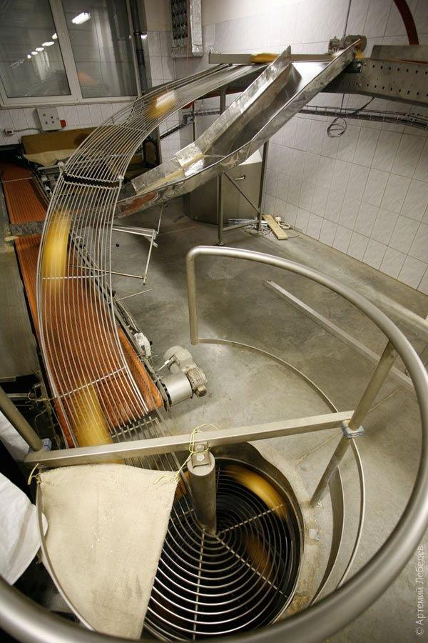 Как делают хлеб (15 фото)