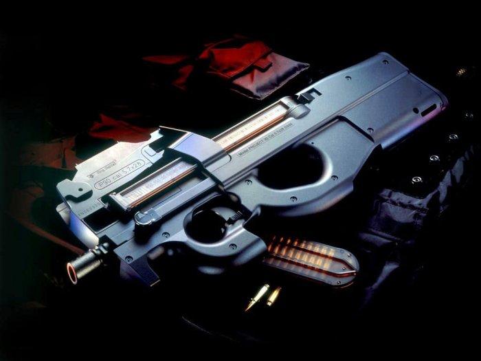 Качественные снимки оружия (20 фото)
