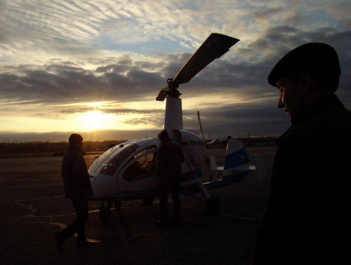 Автожир А-002М (17 фото + текст)