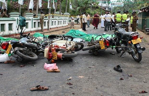 Фотографии недавнего теракта (8 фото)