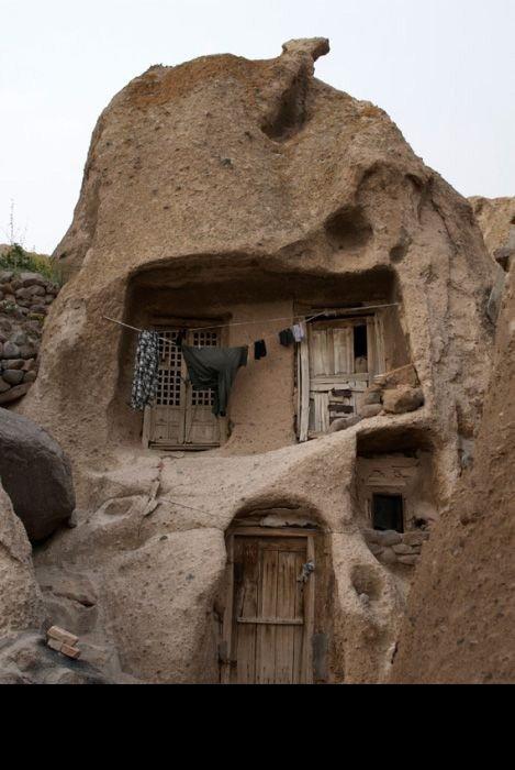 Уникальная деревня в Иране (18 фото)