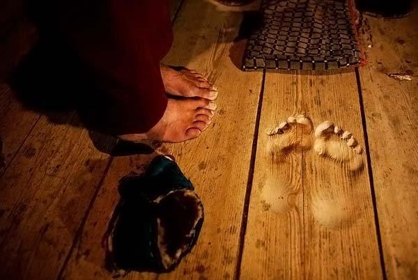 20 лет молитв на одном месте (7 фото)