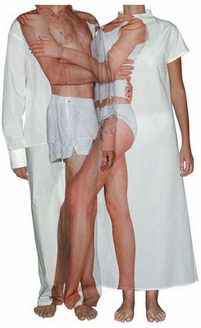 Классная пижама (2 фото)