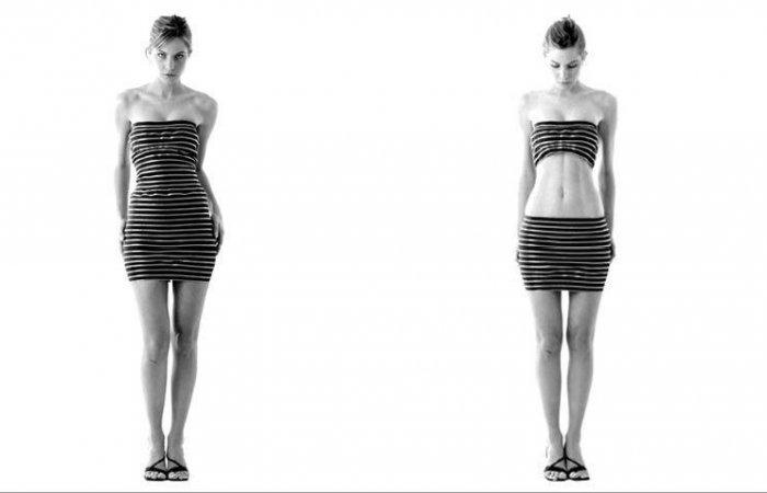 Интересное платье (6 фото)