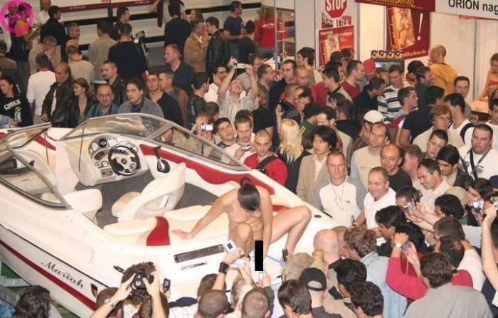Как правильно продавать катер (9 фото)