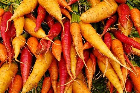 Новый виды овощей и фруктов (7 фото)